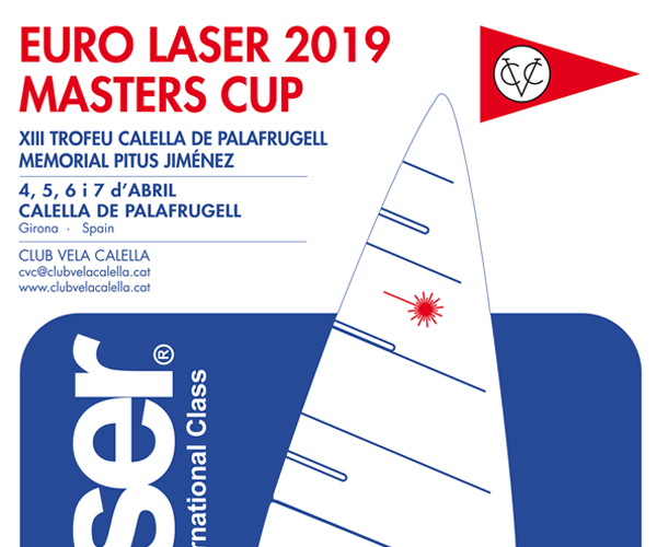 Euro Laser Masters Cup 2019